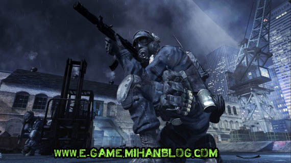 Official Call of Duty: Modern Warfare 3 - Launch Trailer